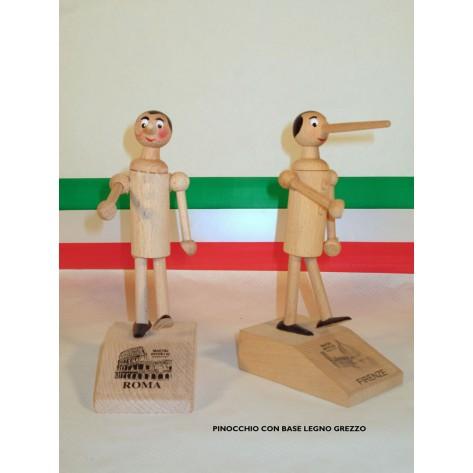 PINOCCHIO GREZZO C/BASE
