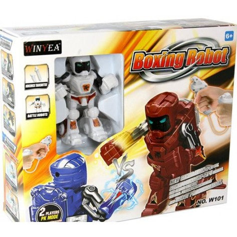BOXING ROBOT SET X2