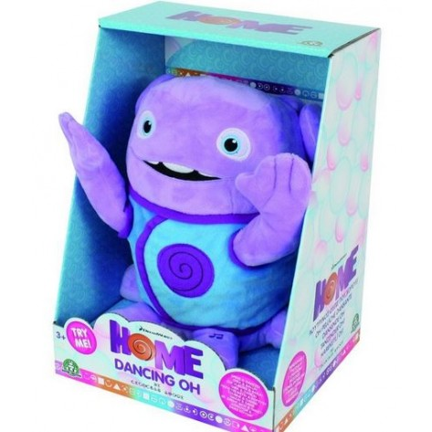 HOME PELUCHE DANCING OH