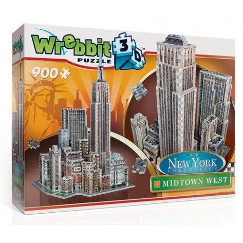 PUZZLE 3D NEW YORK OVEST