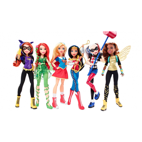 DC SUPER HERO GIRLS ASSORTITE