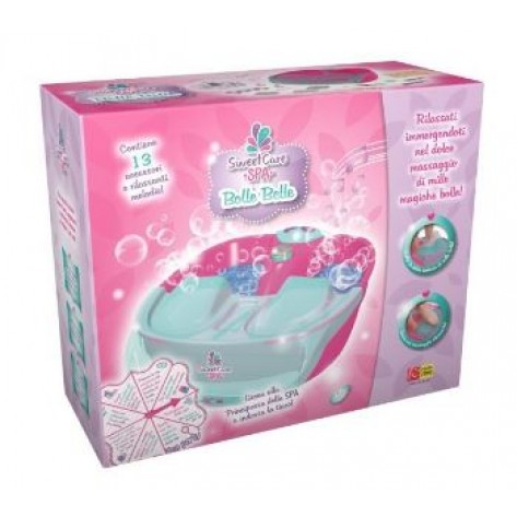SWEETCARE SPA BOLLE BELLE