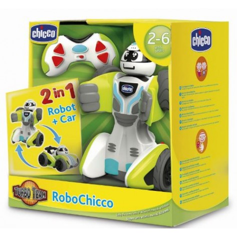 ROBOT TRASFORMABILE R/C