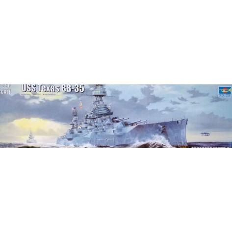 NAVE USS TEXAS BB-35 KIT 1/350
