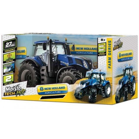 TRATTORE R/C NEW HOLLAND