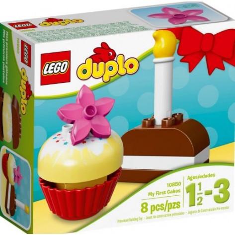 LEGO DUPLO LE MIE PRIME TORTE