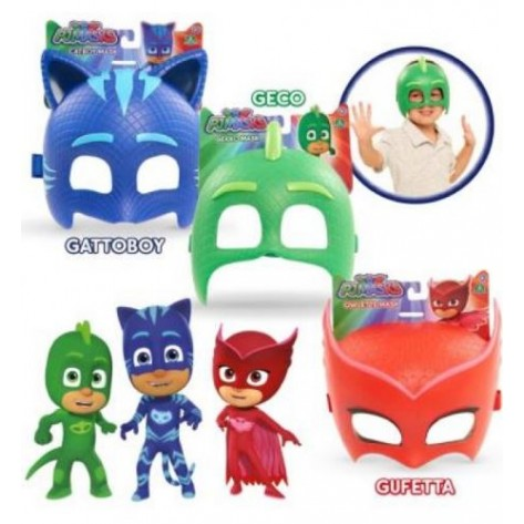 PJMASKS MASCHERE ASSORTITE
