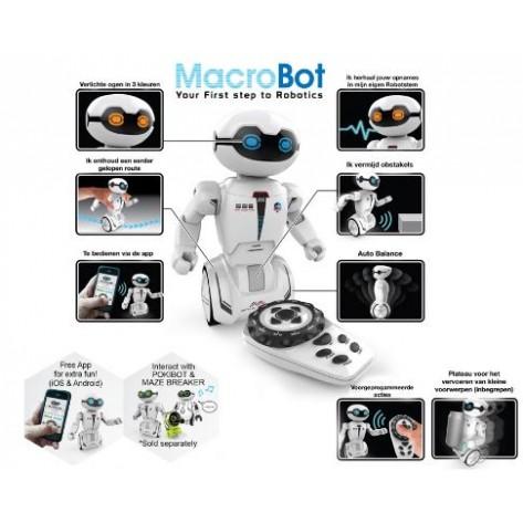 ROBOT R/C YCOO MACROBOT