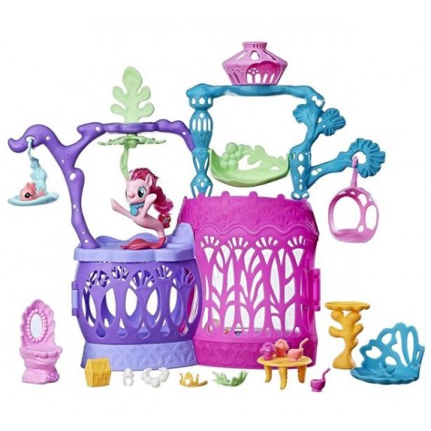 MY LITTLE PONY  MONDO SOTTOMARINO SET