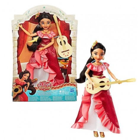 Elena di Avalor my Time Singing