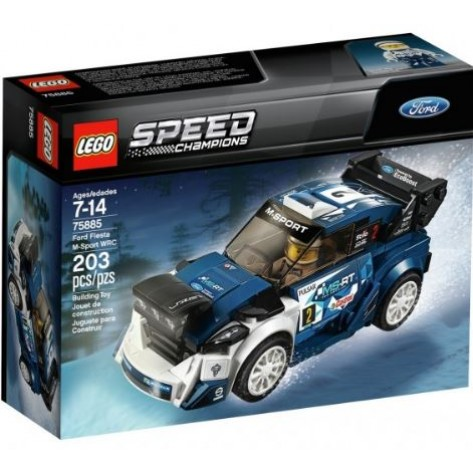 SPEED CHAMPIONS 1968 FORD MUSTANG