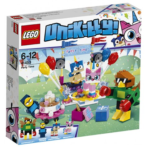 UNIKITTY PARTY TIME