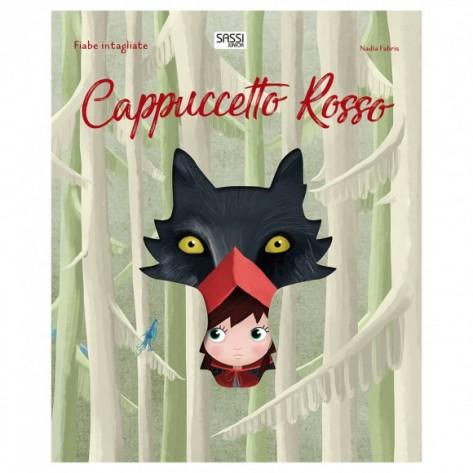 FIABE INTAGLIATE - CAPPUCCETTO ROSSO