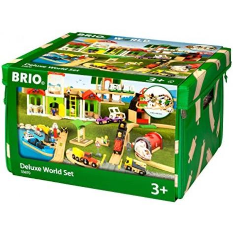 Brio delux world set