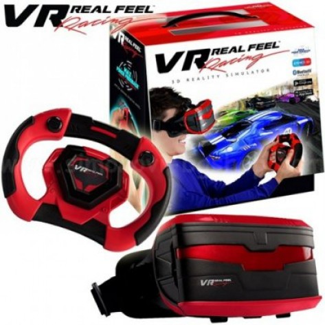 VR REAL FEEL RACING CAR