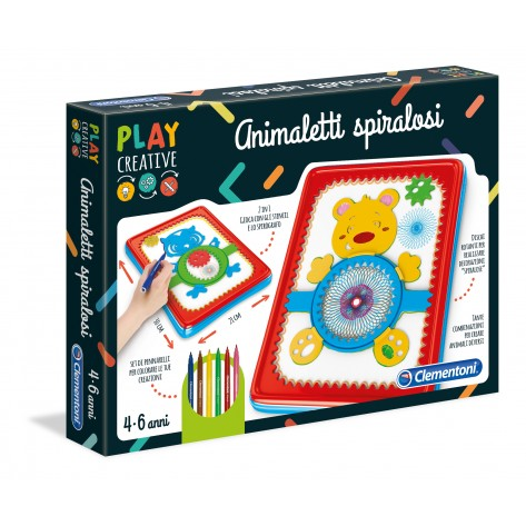 PLAY CREATIVE GRANDI ASS.