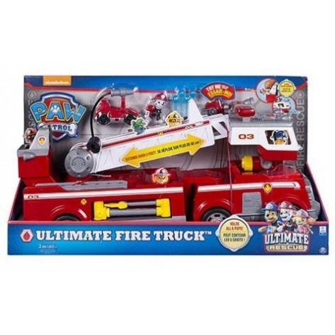 PAW PATROL ULTIMATE FIRE TRUCK *PROMO*
