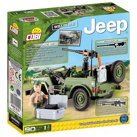 Jeep Cobi