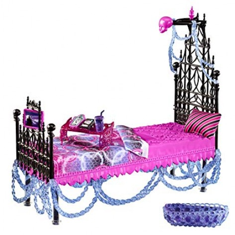 MONSTER HIGH LETTO RELAX DA URLO