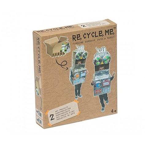 RE,CYCLE,ME MAKE A ROBOT