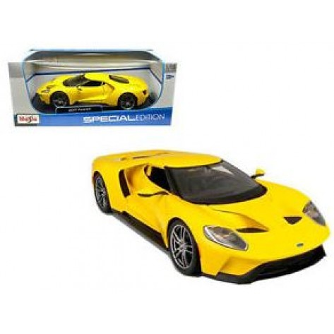 AUTO FORD GT 2017 1/18