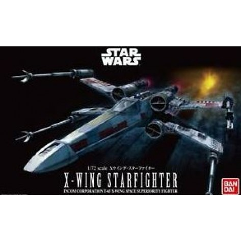 STAR WARS X WING KIT 1/72