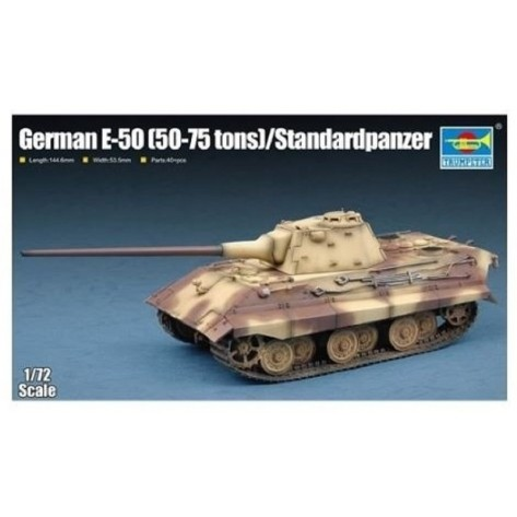 CARRO ARMATO GERMAN E50