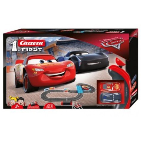 PISTA CARRERA FIRST CARS
