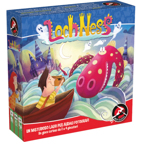 gioco lochness