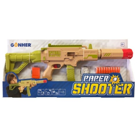 FUCILE PAPER SHOOTER
