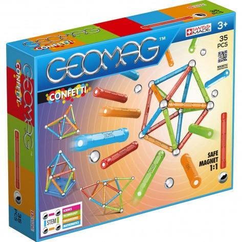 Geomag 50 pz confetti