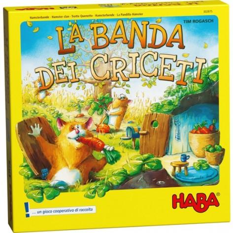 GIOCO LA BANDA DEI CRICETI