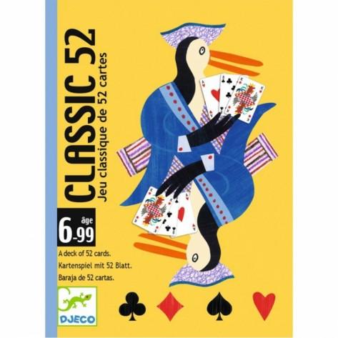 CARTE CLASSIC 52