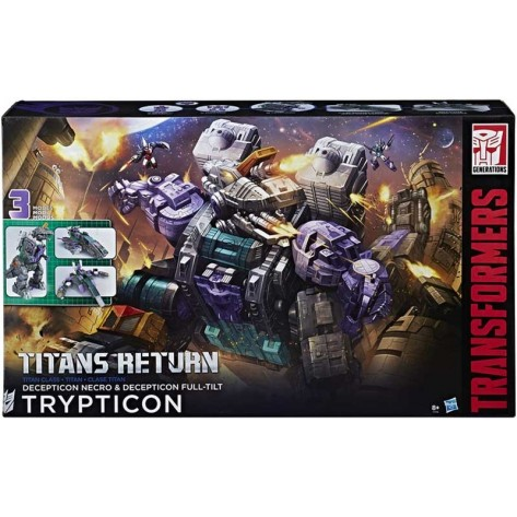 TRANSFORMERS TRYPTICON