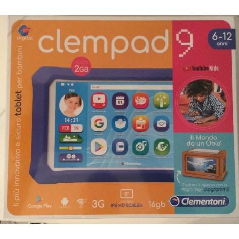 CLEMPAD 9.0