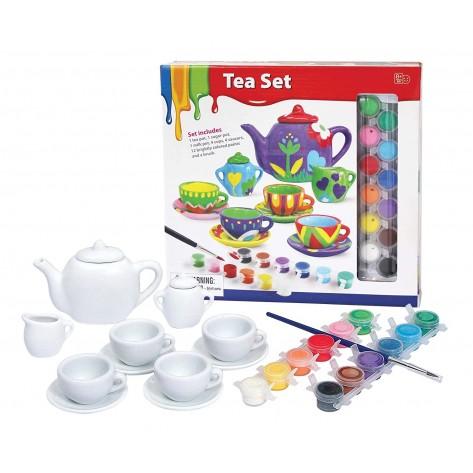 TEA SET PARTY