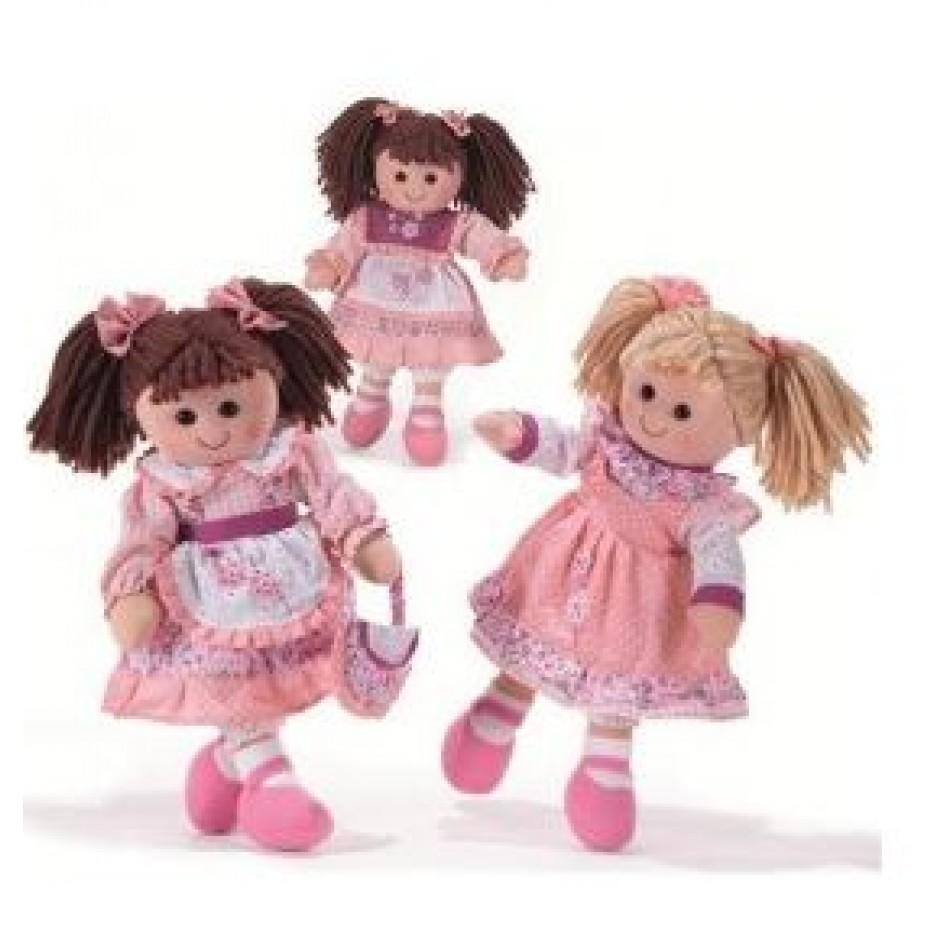 Bambola di pezza fatte a mano nel Regno Unito Tilda doll bambola OOAK DOLL ART Darcey 8 Pollici DI ALTEZZA