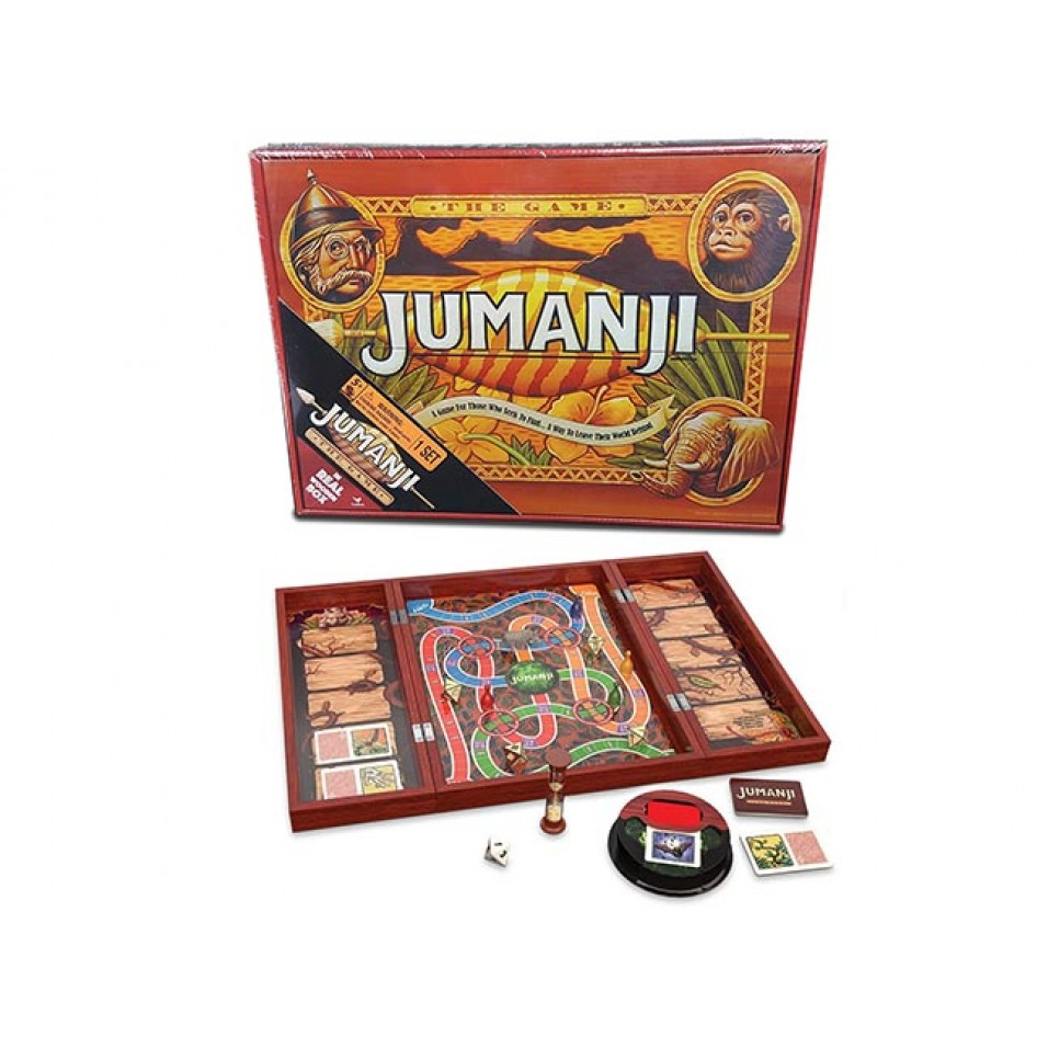 Gioco Jumanji In Legno Giochi Da Tavolo Giocare In Casa
