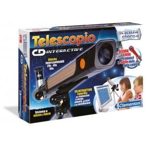 TELESCOPIO CD INTERATTIVO