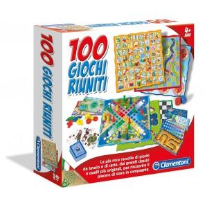 GIOCO 100 GIOCHI RIUNITI