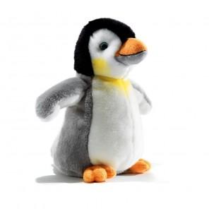 PLUSH LINUS PINGUINO BABY CM 24