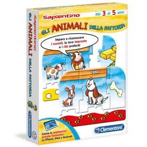 SAPIENTINO GLI ANIMALI DELLA FATTORI