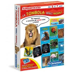 GIOCO TOMBOLA DEGLI ANIMALI