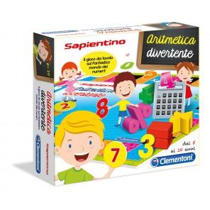 SAPIENTINO ARITMETICA DIVERTENTE
