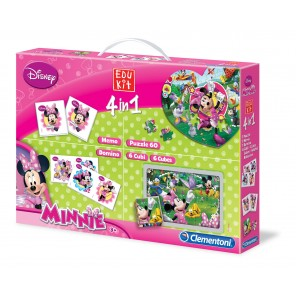 EDUKIT 4 IN 1 MINNIE