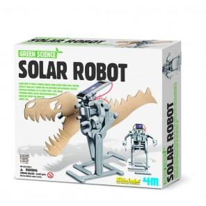 ROBOT AD ENERGIA SOLARE
