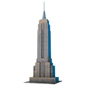 216 PZ 3D EMPIRE STATE BUILDING
