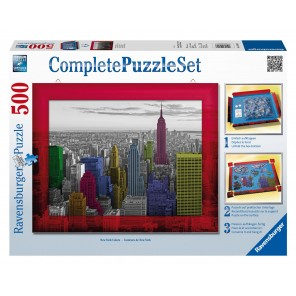 500 PZ COMPLETE NEW YORK A COLORI
