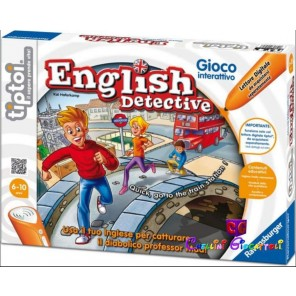 TIPTOI ENGLISH DETECTIVE