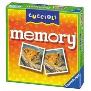 GIOCO MEMORY DEI CUCCIOLI